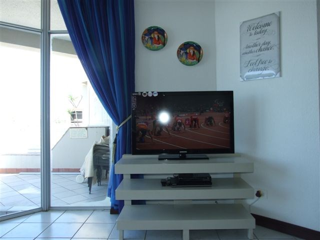 La Crete sands 1 - Self Catering Holiday Accommodation - TV