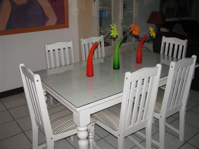 La Crete sands 1 - Self Catering Holiday Accommodation - Dining