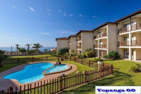 Topanga 60 - Self Catering Unit in Uvongo - View